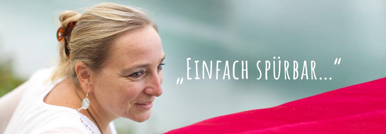 Silvia Lindner - Einfach Spürbar...
